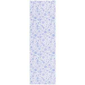 Esposa BĚHOUN NA STŮL, 45/150 cm, modrá - modrá