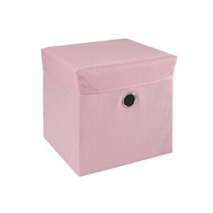 My Baby Lou BOX NA HRAČKY - růžová