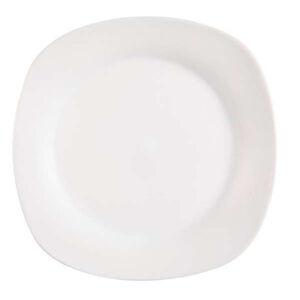 Homeware DEZERTNÍ TALÍŘEK, porcelán - bílá