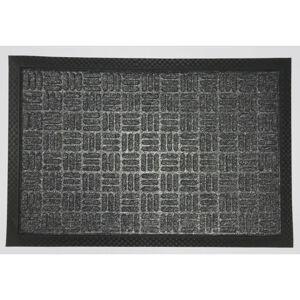 DVEŘNÍ ROHOŽKA, 40/60 cm - šedá