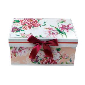 Boxxx KARTONÁŽ, umělá hmota, papír, karton - zelená, červená, pink