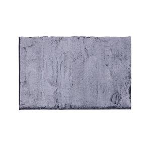 KOBEREC S VYSOKÝM VLASEM, 80/150 cm, tmavě šedá - tmavě šedá
