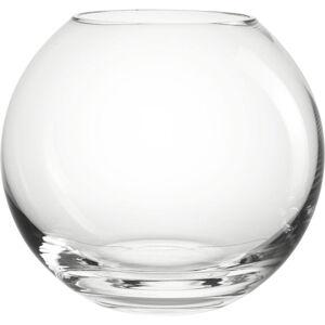 Leonardo KULATÁ VÁZA 20CM, sklo, 17,5 cm - čiré