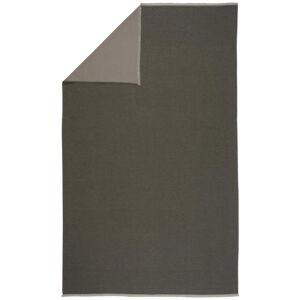 Novel MĚKKÁ DEKA, bavlna, 220/240 cm - šedá, tmavě šedá