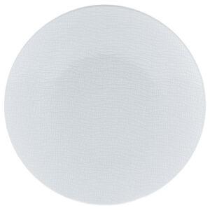 Seltmann Weiden MĚLKÝ TALÍŘ, keramika, 27,5 cm - bílá
