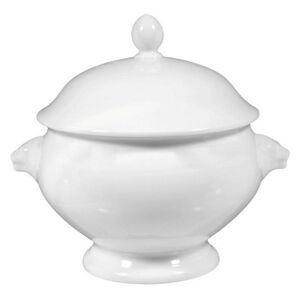 Seltmann Weiden MISKA NA POLÉVKU, porcelán - bílá