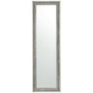 Xora NÁSTĚNNÉ ZRCADLO, 80/120/4 cm, - barvy stříbra
