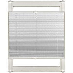 Homeware PLISÉ, poloprůhledné, 80/130 cm - bílá