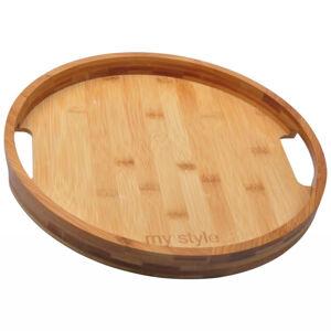 Homeware Profession. PODNOS, dřevo, 28/3 cm - přírodní barvy