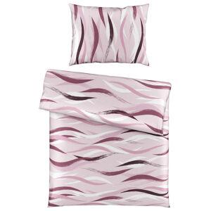 Boxxx POVLEČENÍ, mikrovlákno, růžová, 140/200 cm