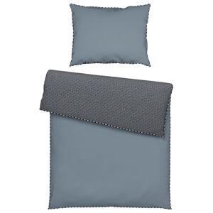 Esprit POVLEČENÍ, renforcé, antracitová, šedá, černá, bílá, 140/200 cm