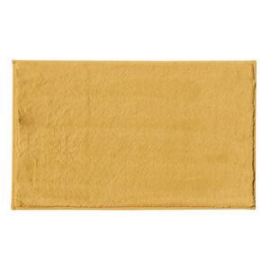 PŘEDLOŽKA KOUPELNOVÁ, 50/50 cm - žlutá