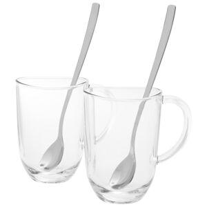 Sklenice na kávu & sklenice na čaj