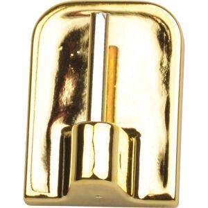 Homeware SAMOLEPICÍ HÁČEK - barvy zlata