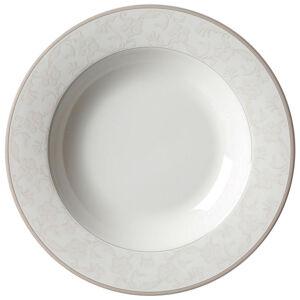 Ritzenhoff Breker TALÍŘ NA POLÉVKU, porcelán (fine china) - béžová