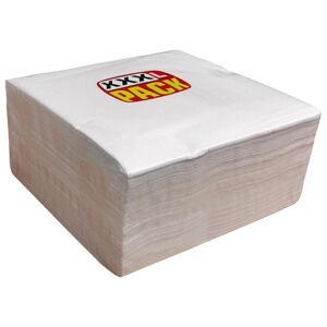 Xxxlpack UBROUSEK, 40/40 cm, bílá - bílá