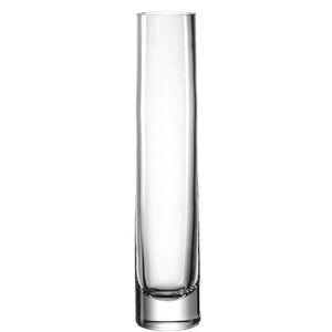 Leonardo VÁZA, sklo, 17,00 cm - průhledné