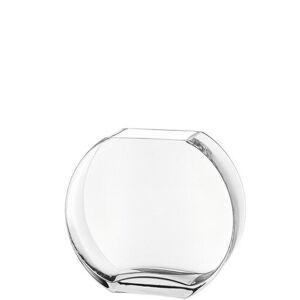 Leonardo VÁZA, sklo, 23,00 cm - průhledné