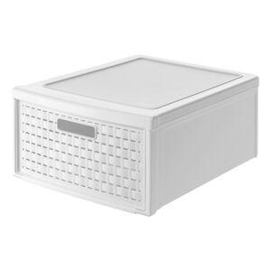 Rotho ZÁSUVKOVÝ BOX - bílá